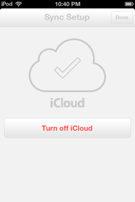 Byword also syncs nicely with Dropbox or iCloud.