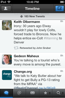 Tweetbot is among the best Twitter clients out there.