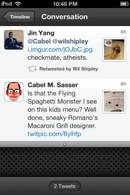 Follow conversations in Tweetbot.