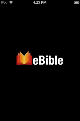 eBible is my favorite Bible.