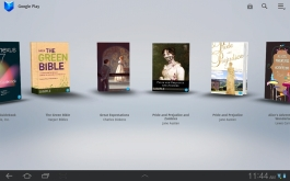 Play books is beautiful and somewhat playful in its presentation.
