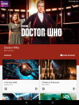 A TV season in Google Play.
